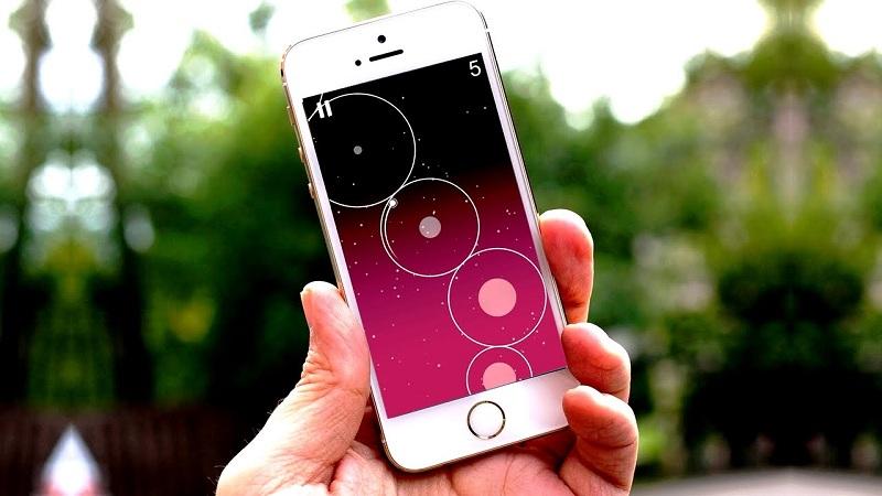 Orbits - Game căn chỉnh đặt vòng chính xác - iOS/Android
