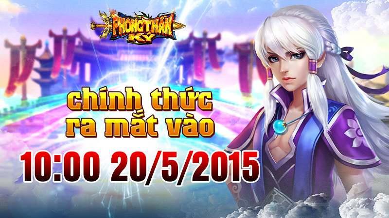Phong Thần Ký - Giftcode Tân Thủ
