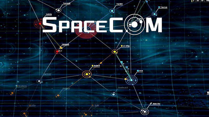 Spacecom - Game phiêu lưu, xâm lấn hành tinh vũ trụ - iOS