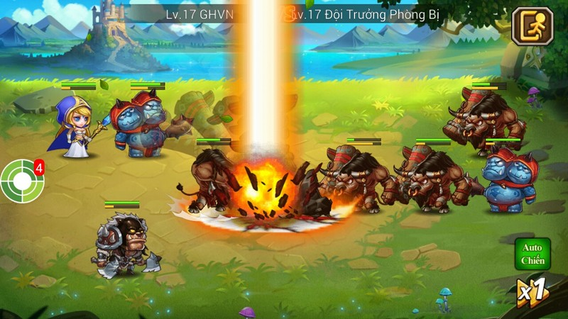 d.o.a, Tải D.o.a, download, SOHAGAME, DOTA, MOBA, Mobile, game hay, hack, Android, iOS