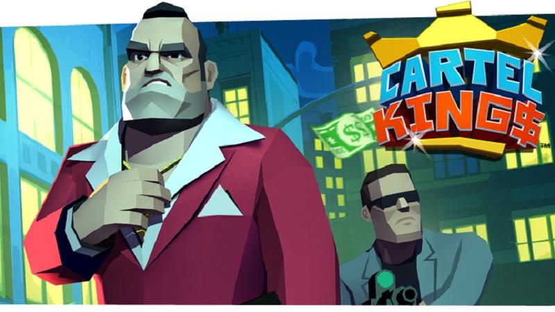 Cartel Kings - Game làm trùm mafia đấu súng cực căng - iOS
