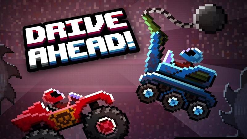 Drive Ahead! - Game tông xe, lao đầu nhau gay cấn - iOS