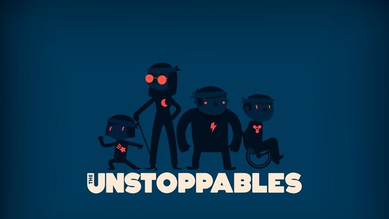 The Unstoppables - Game gia đình siêu nhân giải cứu con tin - iOS