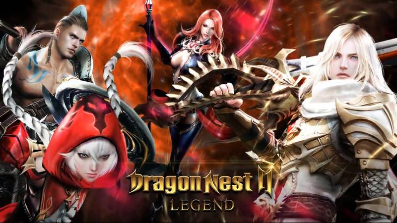 Dungeon Striker: Code M, Dragon Nest: Origin, Dungeon Striker Code M, Dragon Nest Origin, Dragon Nest II: Legend, Dragon Nest II Legend, Dragon Nest: Labyrinth, Dragon Nest Labyrinth, iOS, Android, ARPG, MMORPG, MMO, gMO, gMO RPG, gMO ARPG, game nhap vai, game nhap vai hanh dong, nhap vai online, Actoz soft, Eyedentity Games