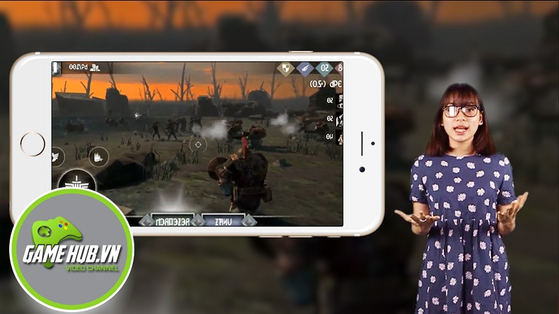 Giới thiệu game ARPG Heroes and Castles 2