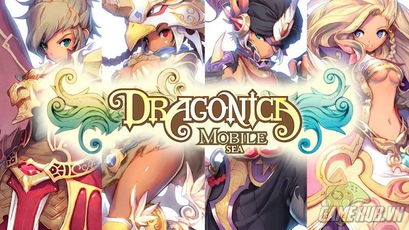 Trải nghiệm sớm gMO nhập vai 3D Dragonica (Kiếm rồng) - Asiasoft