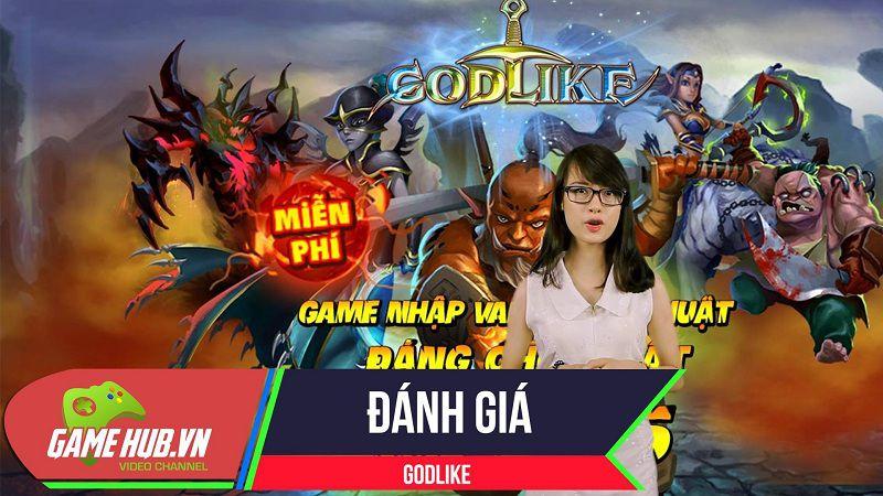 Đánh giá gMO Việt Godlike - Emobi Games