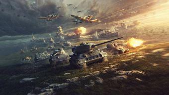World of Tank Blitz - Kỷ niệm một năm ra mắt cùng với sự kiện độc đáo