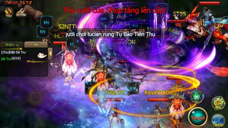 Độc Bá Võ Lâm - Giftcode Chí Tôn