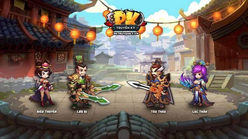 [Review] gMO PK Truyền Kỳ - Sự hấp dẫn tới từ yếu tố chiến thuật