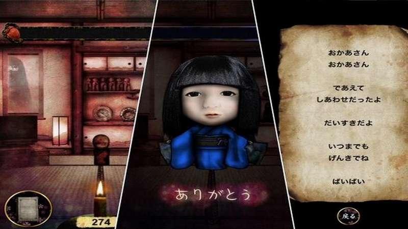 JapeneseDoll – những thông điệp ma quái không không có hồi kết trong một tựa game NPC