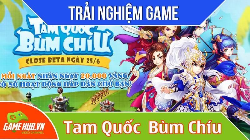 Trải nghiệm gMO Tam Quốc Bùm Chíu ra mắt 2/7/2015 - Pocket Games