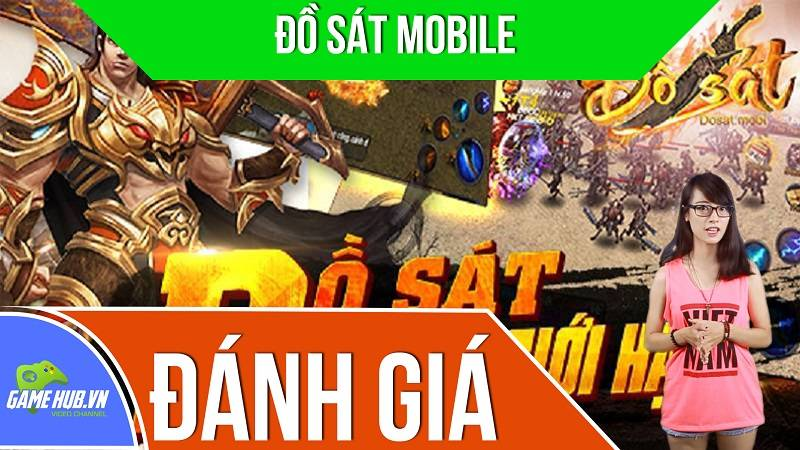 Đánh giá game Đồ Sát Mobile - Gamota
