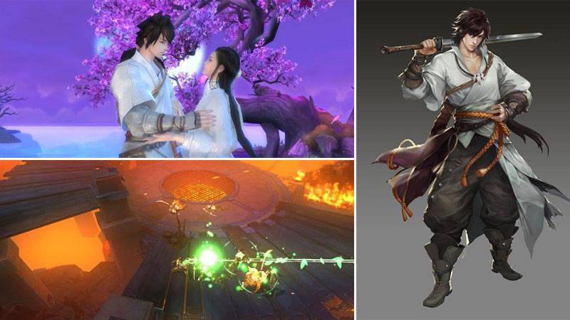 Chiêm ngưỡng hình ảnh in-game đầu tiên của Võ Lâm Truyền Kỳ 3D Mobile