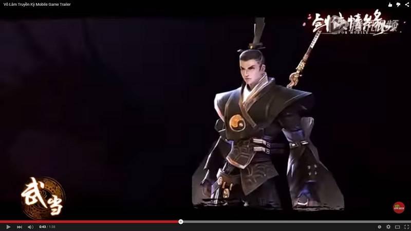 Võ Lâm Truyền Kỳ Mobile Game Trailer