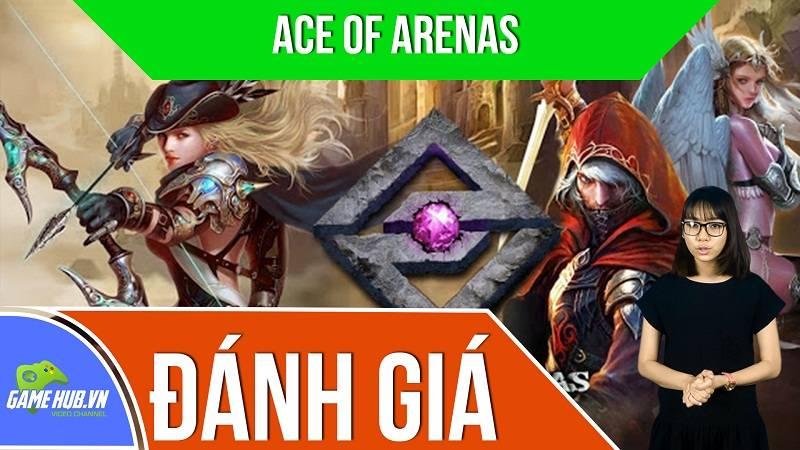 Đánh giá game MOBA Ace of Arenas - GAEA