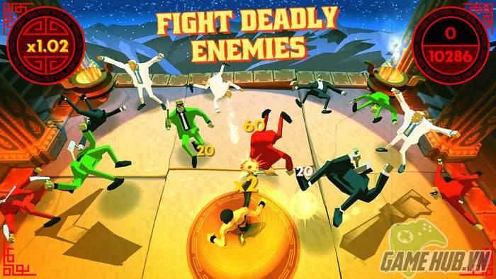 Fingers of Fury - Nhập vai Lý Tiểu Long đả địch với game hành động đỉnh cao