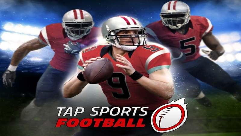 Glu càn quét Mobile với siêu game Tap Sports Football