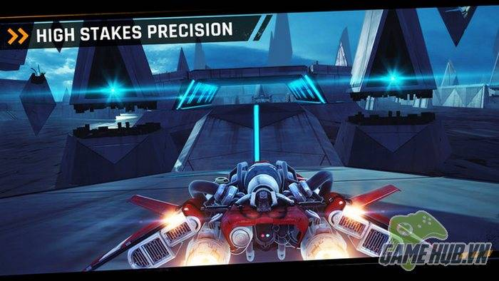 Breakneck - Game đua chiến cơ với nhiều pha hành động đỉnh cao