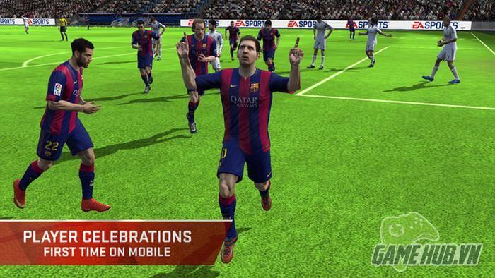 EA Sports FIFA - Mời các bác thưởng thức bom tấn FIFA Mobile luôn cho nóng - 85739