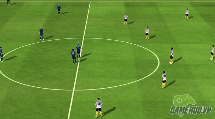 EA Sports FIFA - Mời các bác thưởng thức bom tấn FIFA Mobile luôn cho nóng - 85742