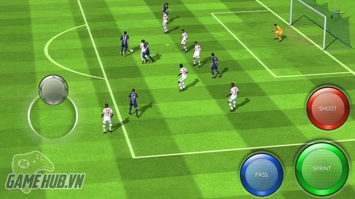EA Sports FIFA - Mời các bác thưởng thức bom tấn FIFA Mobile luôn cho nóng - 85740