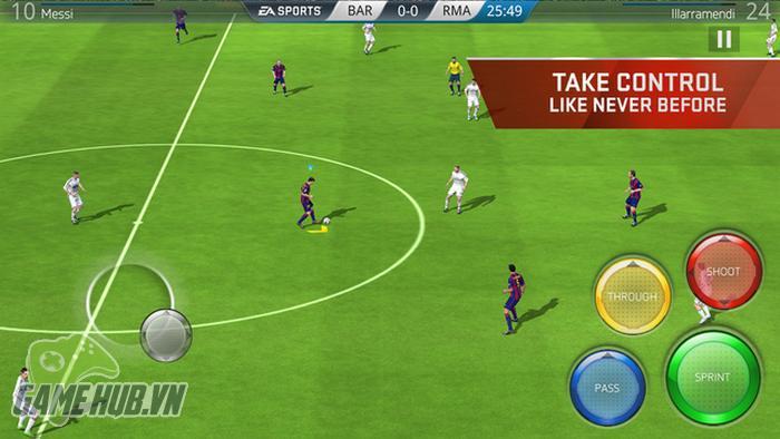 EA Sports FIFA - Mời các bác thưởng thức bom tấn FIFA Mobile luôn cho nóng - 85741