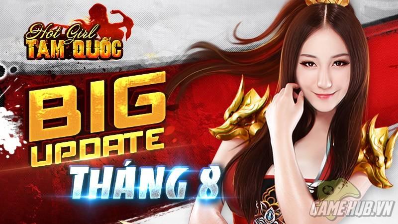 Hot girl Tam Quốc - Chạm mỹ nữ, nắm giang sơn với giftcode khủng