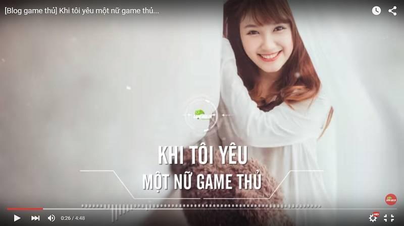 [Blog game thủ] Khi tôi yêu một nữ game thủ...