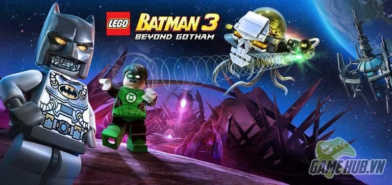 Lego Batman: Beyond Gotham - Siêu phẩm hành động PC/Console đã có mặt trên Android - 86868