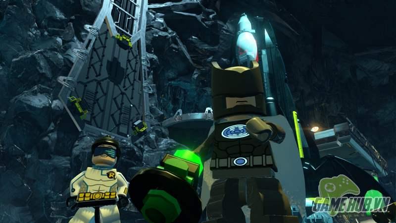 Lego Batman: Beyond Gotham - Siêu phẩm hành động PC/Console đã có mặt trên Android - 86869