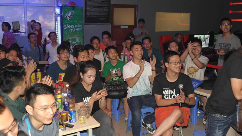 Hình ảnh Offline 3 miền Vainglory Việt Nam ngày 16/8