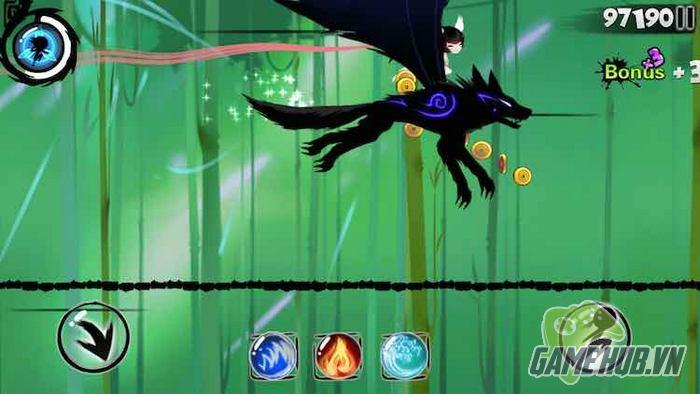 Speedy Ninja - Game Platform hiếm hoi của NetEase kết duyên với DJ Steve Aoki