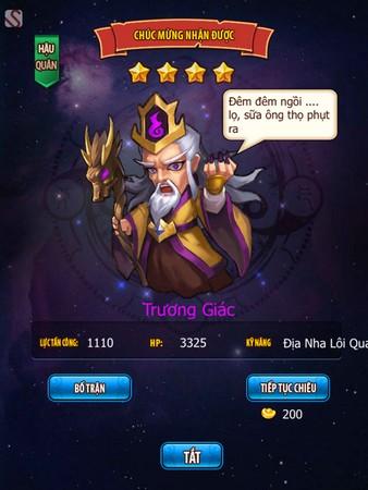 [Review] Ai là vua – Dễ chơi vì có gameplay thẻ bài kiểu cổ điển