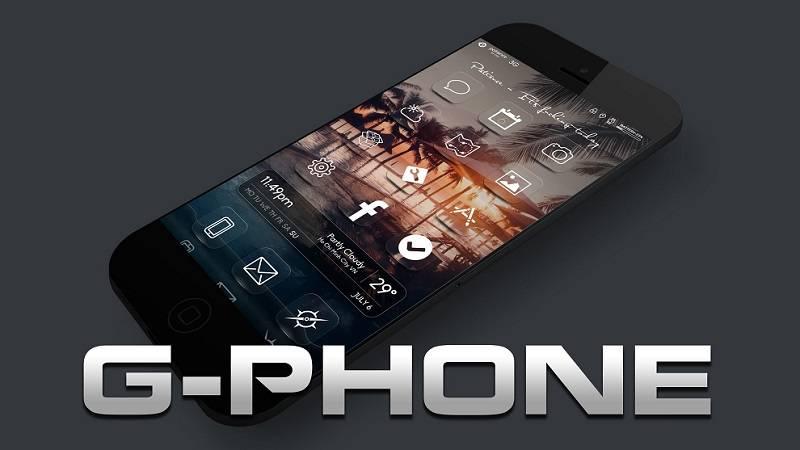 G-Phone - Chiếc điện thoại được mong...