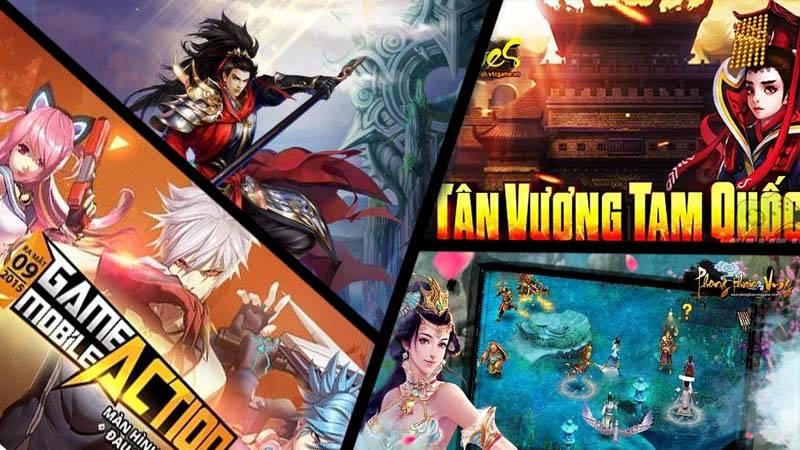 Điểm mặt những gMO mới sẽ ra mắt làng game Việt trong tháng 9/2015