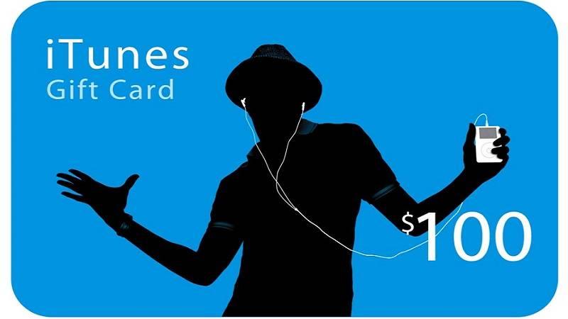 Hướng dẫn nạp thẻ iTune Gift Card vào tài khoản Apple