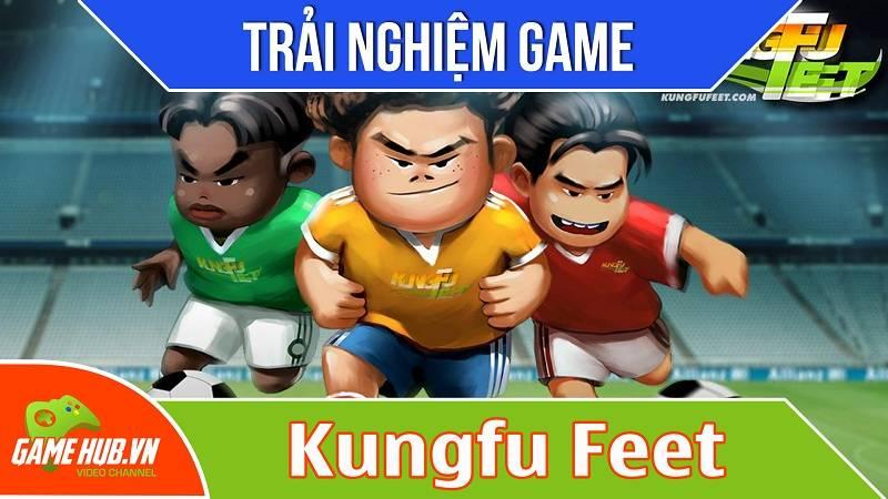 [Bluebird games] Kungfu Feet - Game quản lý bóng đá vui nhộn - iOS/Android