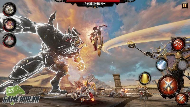 Heroes Genesis - Game nhập vai hành động...