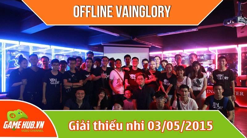 Highlight buổi Offline Vainglory Kids Hà Nội 3/5/2015