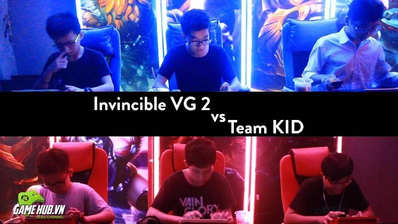 [Vainglory Kids] Team battle Kid vs Invincible VG 2