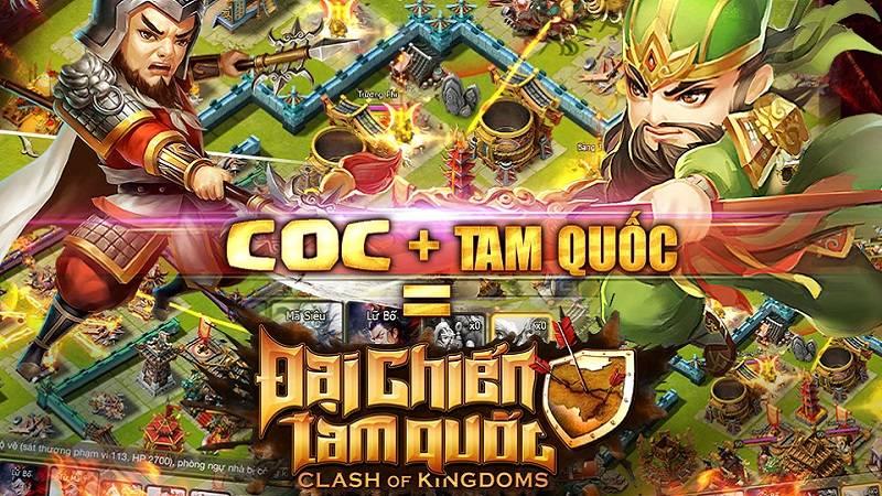 Đại Chiến Tam Quốc - Giftcode Tân Thủ