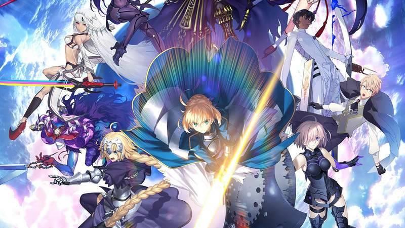 Fate/Grand Order - RPG hàng độc chỉ cho tay chơi Hardcore