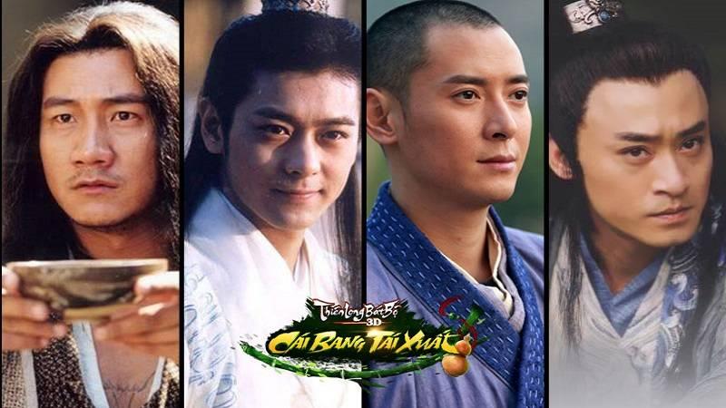 Bạn sẽ là đệ tử của ai trong Thiên Long Bát Bộ?