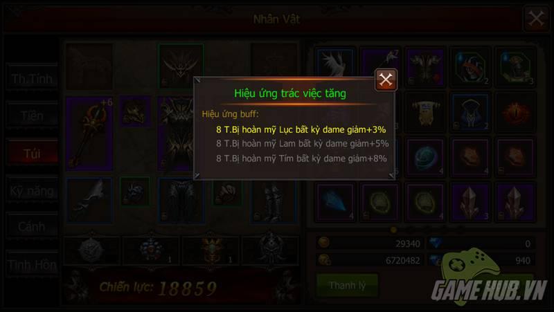 MU Origin VN - Cách tăng lực chiến nhanh nhất cho tân thủ