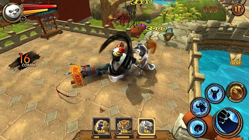 Kungfu Panda Mobile sẽ chính thức Open Beta vào ngày 26/11