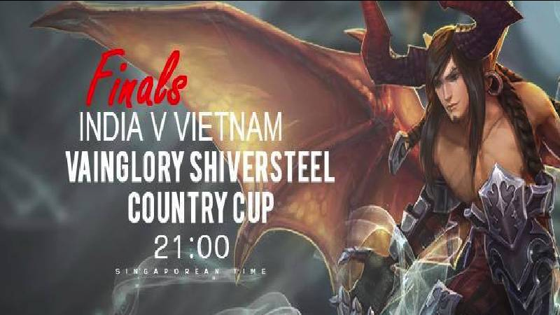 Vainglory, VainGlory Shiversteel, chung ket, viet nam vs india, WAKE, Singapore, android, iOS, update, tin game mobile, game moba online, game mobile online, top game moba 2015