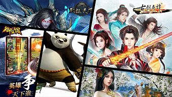 Top 5 game mobile Trung Quốc hấp dẫn nhất mới ra tuần qua (16-22/11)