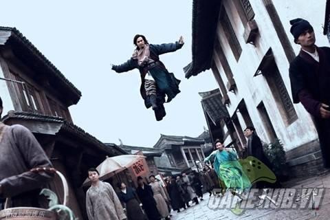 Ngọa Hổ Tàng Long - Choáng váng với khinh công ảo diệu như phim
