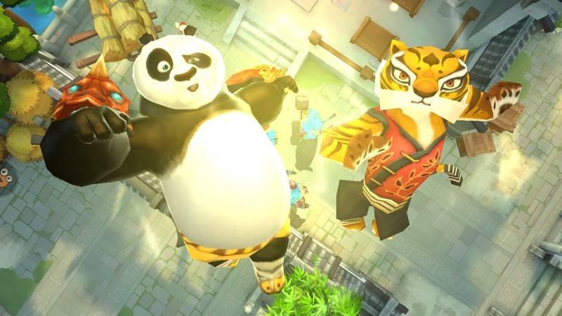 Trải nghiệm gMO Kungfu Panda – Siêu phẩm hành động không thể bỏ qua